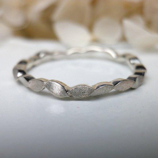 画像1: oeuf ウーフ (結婚指輪 Pt900 1.5mm) (1)