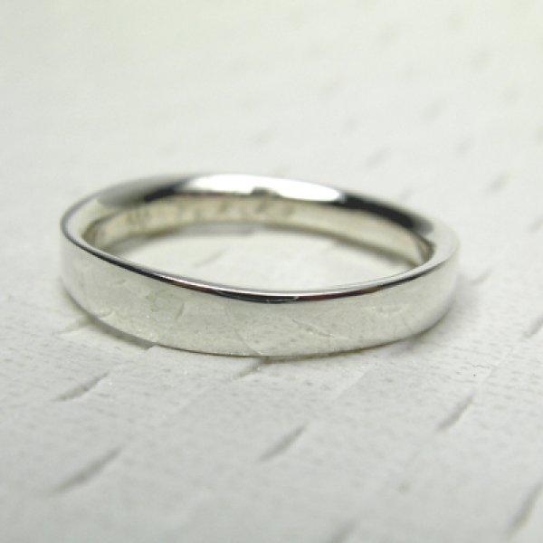 画像1: hirataira 平平 (結婚指輪 Pt900 3mm) (1)